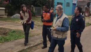 CENACID em ação em Sta Catarina, 2018.